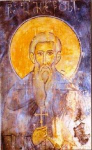 St_George_of_Athos_(Akhtala_fresco)